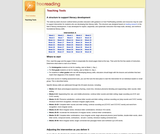 FreeReading Intervention A