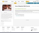 Zones of Regulation PeBL Character