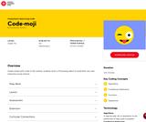 Code-moji Canada Learning Code