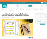 3 Free Reader's Theater Scripts for Grades K–2