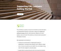 Supporting EAL Learners: Getting Started