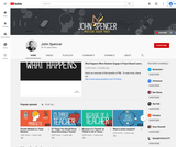 John Spencer's YouTube Channel