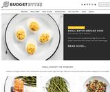 BudgetBytes :Delicious Recipes Designed for Small Budgets