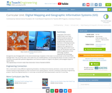 Digital Mapping and Geographic Information Systems (GIS)