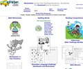Free Worksheets and No Prep Teaching Resources - The Homework site for teachers!