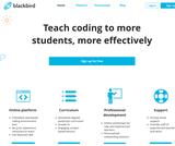 Blackbird (learn to code)