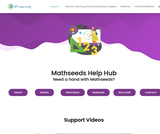 Mathseeds Teacher Help Hub
