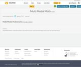 Multi Modal Math