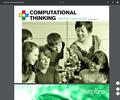 Computational Thinking in K-12 Education