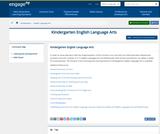Common Core Curriculum: Kindergarten & Grade 1 ELA: Skills Strand